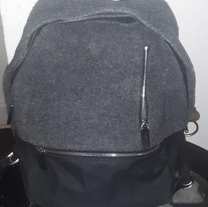 Fashion book bag